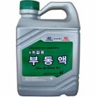 Антифриз зеленый KIA/HYUNDAI 4л. (концентрат) Hyundai Long Life Coolant 0710000400