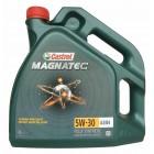 Масло моторное CASTROL MAGNATEC 5W30 A3/B4 синт. 4л. 15C927