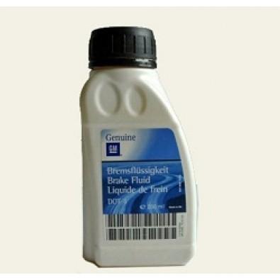 Жидкость тормозная GM 0,25л. 1942420