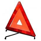 Знак аварийной остановки средний (металлический, с оракалом) 30519