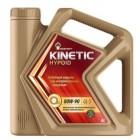 Масло трансмиссионное РОСНЕФТЬ Kinetic Hypoid GL5 80W90 минер. 4л. 40817342