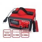 Зарядное устройство АКБ AVS BT-6025 6/12В 5-100Ач 43722