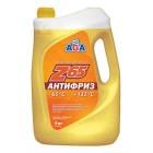 Антифриз желтый AGA 5л. AGA043Z