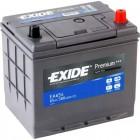 АКБ EXIDE 65Ач 580A 230x173x225 обратная EA654