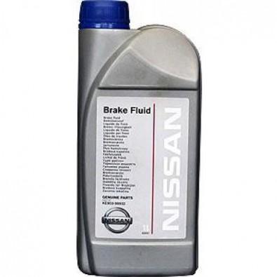 Жидкость тормозная NISSAN DOT 4 1л. KE90399932