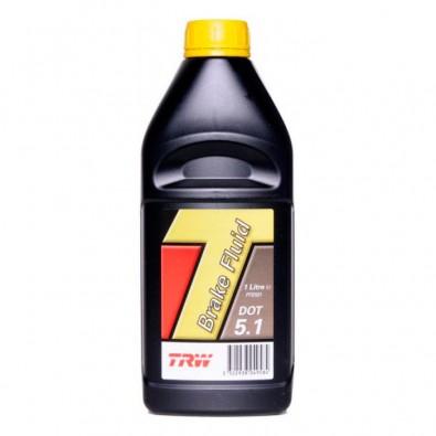 Жидкость тормозная TRW DOT 5.1 1л. PFB501